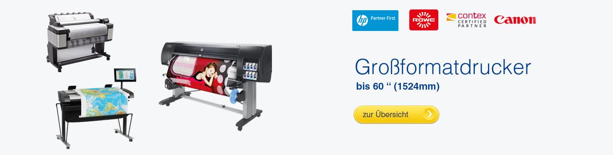 Plotter und Großformatdrucker