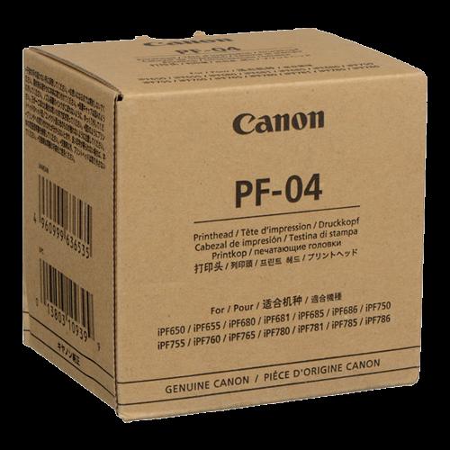 Canon Druckkopf PF - 04 CPF-04