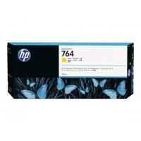 HP Nr. 764 Tintenpatrone gelb- 300 ml