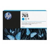 HP Nr. 765 Tintenpatrone cyan - 400 ml
