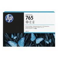 HP Nr. 765 Tintenpatrone grau - 400 ml