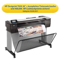 "HP DesignJet T830 MFP - 36"""