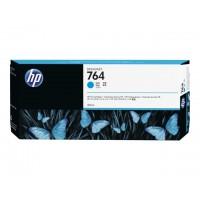 HP Nr. 764 Tintenpatrone cyan- 300 ml
