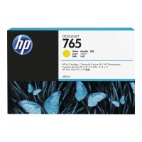 HP Nr. 765 Tintenpatrone gelb - 400 ml