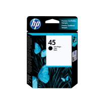 HP Nr. 45 Tintenpatrone schwarz - 42 ml