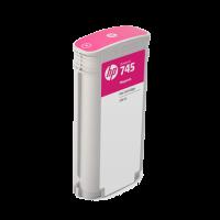 HP Nr. 745 Tintenpatrone Magenta - 130 ml