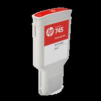 HP Nr. 745 Tintenpatrone Chromatisch Rot - 300 ml