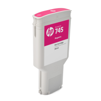 HP Nr. 745 Tintenpatrone Magenta - 300 ml