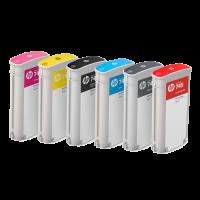 HP Nr. 745 Tintenpatrone Chromatisch Rot - 130 ml