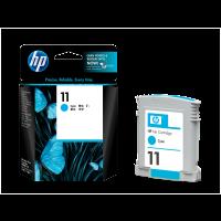HP Nr. 11 Tintenpatrone cyan - 28 ml