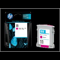 HP Nr. 11 Tintenpatrone magenta - 28 ml