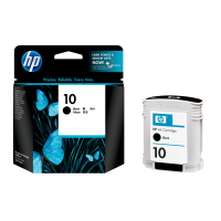 HP Nr. 10 Tintenpatrone schwarz - 69 ml