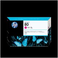 HP Nr. 80 Tintenpatrone magenta - 350 ml
