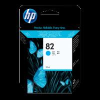HP Nr. 82 Tintenpatrone cyan - 69 ml