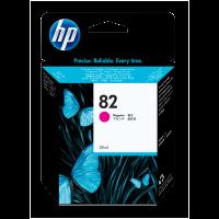 HP Nr. 82 Tintenpatrone magenta - 69 ml
