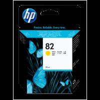 HP Nr. 82 Tintenpatrone gelb - 69 ml
