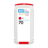 HP Nr. 70 Tintenpatrone rot - 130 ml