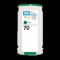 HP Nr. 70 Tintenpatrone grün - 130 ml