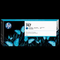 HP Tinte Nr. 747 chromatisches blau 300ml
