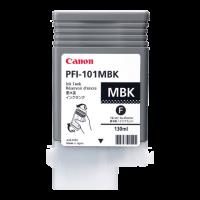 Canon Tintenpatrone PFI - 101 Matt Schwarz - 130 ml