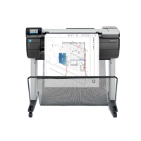 "HP DesignJet T830 MFP - 24"""