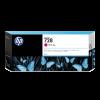 HP Nr. 728 Tintenpatrone Magenta - 300ml
