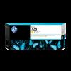 HP Nr. 728 Tintenpatrone Gelb 300ml