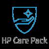 HP eCare Pack 3 Jahre Hardwareunterstützung am nächsten Arbeitstag vor Ort mit DMR für DesignJet T1600 1 Rolle