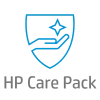 HP eCare Pack 5 Jahre Hardwareunterstützung am nächsten Arbeitstag vor Ort mit DMR für DesignJet T1600 1 Rolle