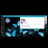 HP Nr. 730 Tintenpatrone magenta - 300 ml