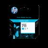 HP Nr. 711 Tintenpatrone cyan - 29 ml