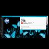 HP Nr. 746 Tintenpatrone chromatisches Rot - 300 ml