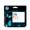 HP Nr. 774 DesignJet Druckkopf Magenta/Gelb
