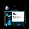 HP Nr. 774 DesignJet Druckkopf Fotoschwarz/Hellgrau